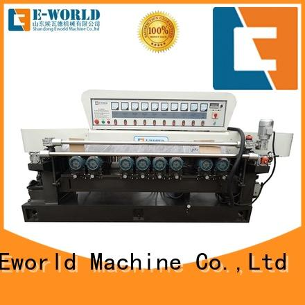 technological glass edge processing machinery irregular supplier for manufacturing
