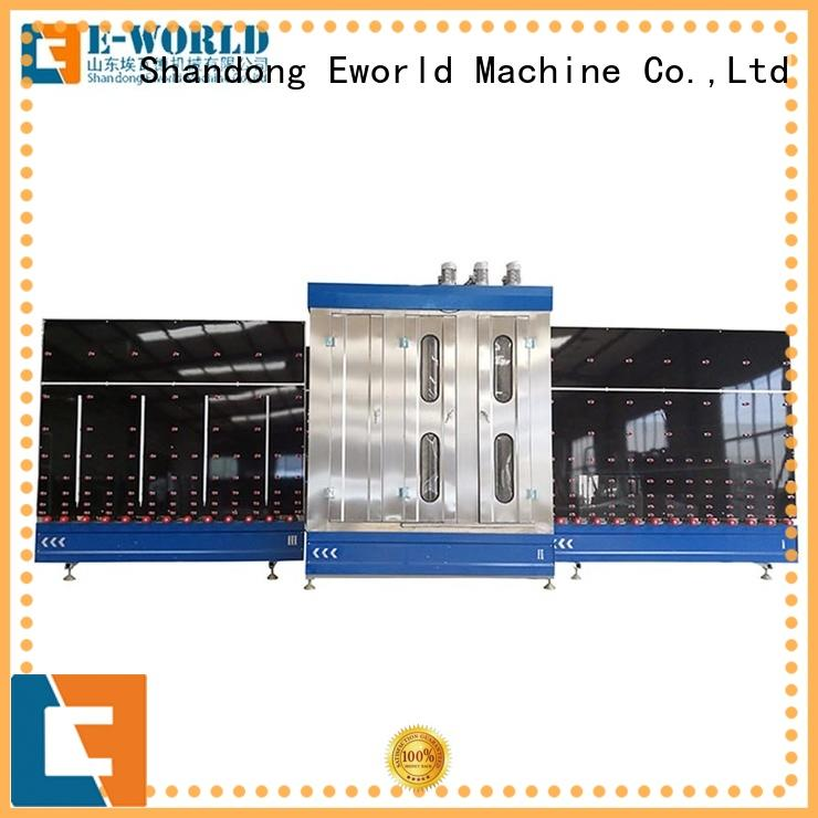 trade assurance tempered glass washing machine machine factory for manufacturing