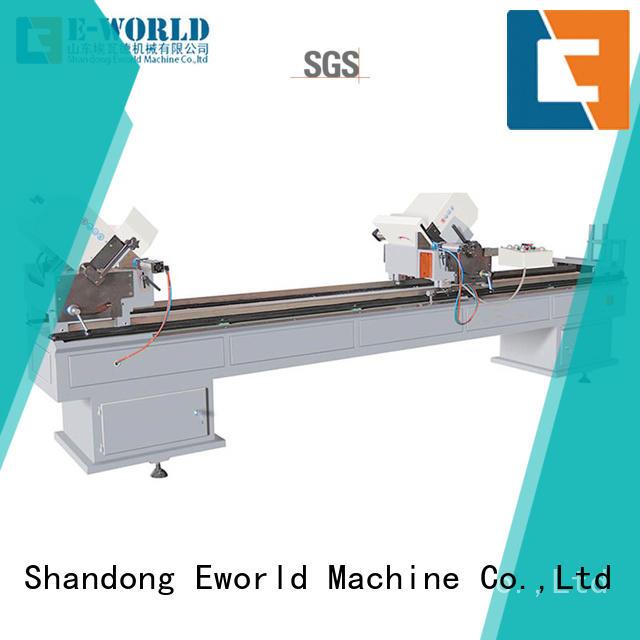 customized upvc welding machine profile factory for importer