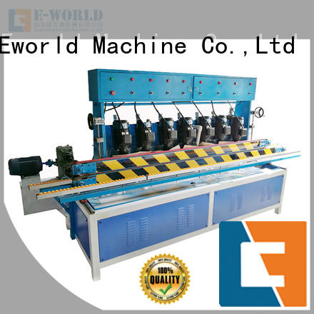 Eworld Machine edge glass edge processing machine supplier for manufacturing