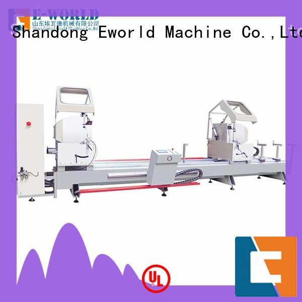 technological aluminum windows hardware punching machine corner supplier for manufacturing
