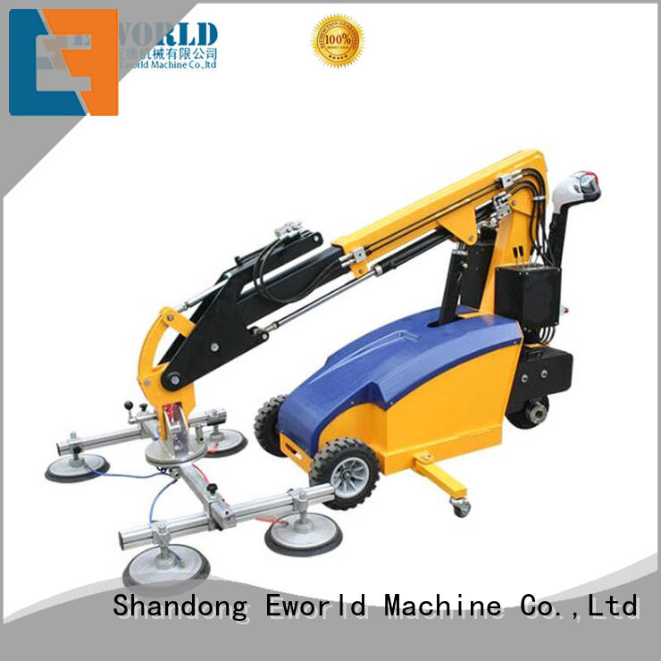 Eworld Machine equipment glass vacuum lifter for sale