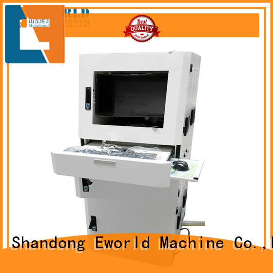 Eworld Machine cnc cnc glass cutting machine exquisite craftsmanship for industry