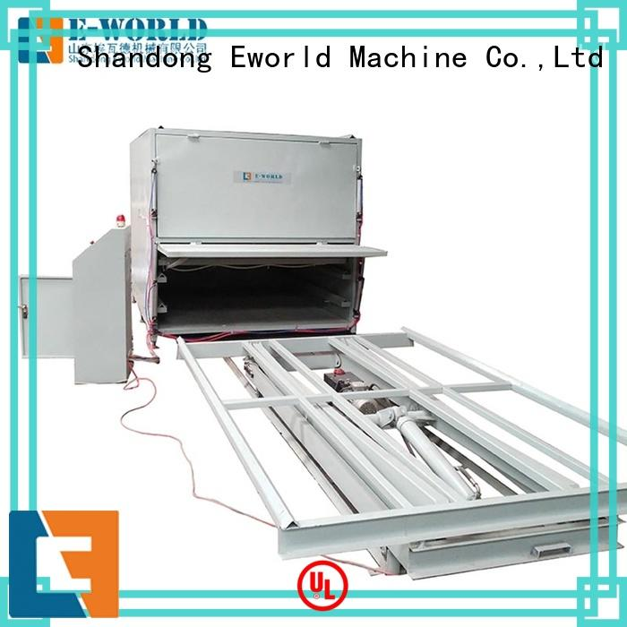Eworld Machine competitive price pdlc switchable film glass laminating machine order now for manufacturing
