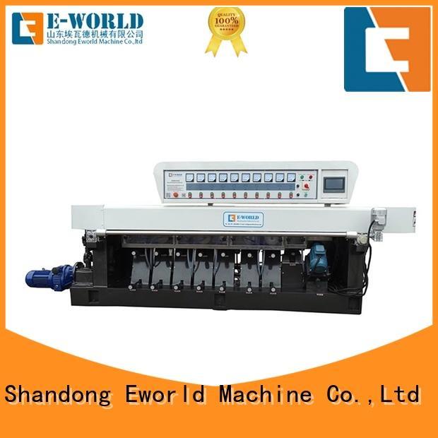 Eworld Machine multi glass polish hand machine supplier for global market