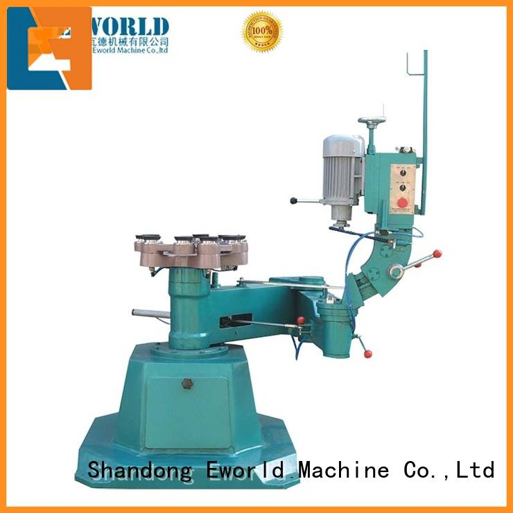Eworld Machine professional glass grinding machine supplier for industrial production