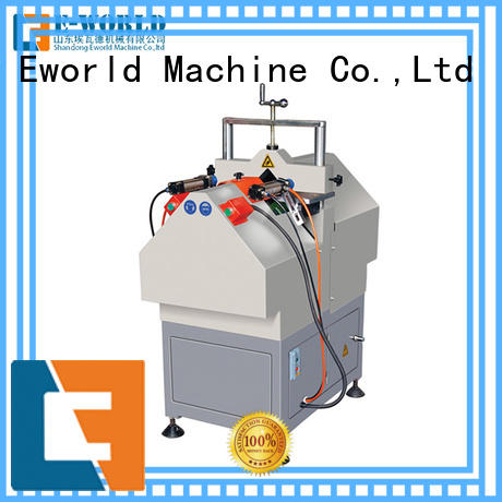 Eworld Machine latest upvc machine manufacturers factory for industrial production
