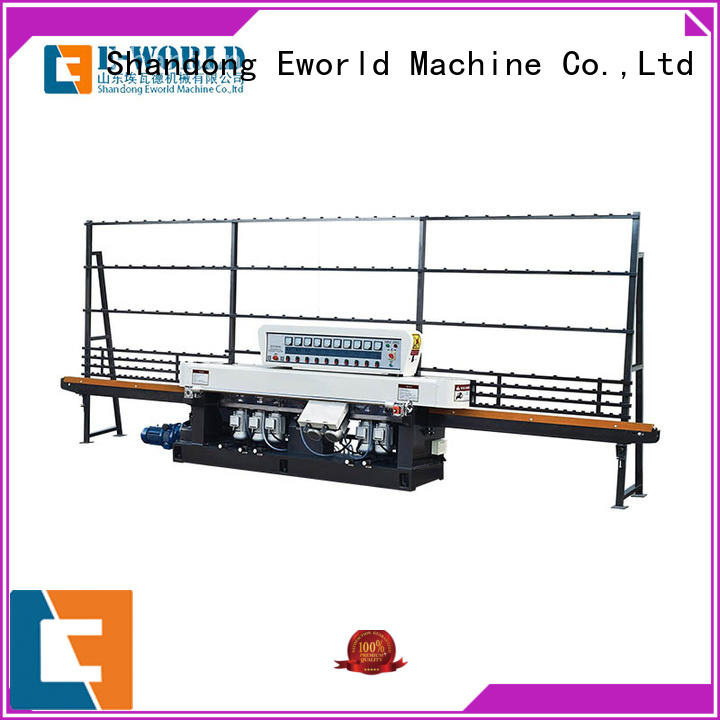 trade assurance glass edge processing machine double supplier for manufacturing