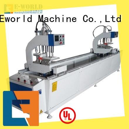 Eworld Machine new upvc machine manufacturers factory for importer