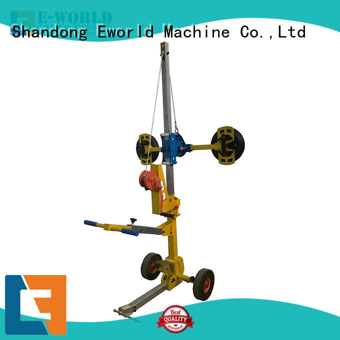 Eworld Machine unique design glass lifting equipment for sale for sale