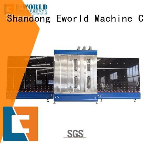 Eworld Machine trade assurance glass drying machine supplier for manufacturing
