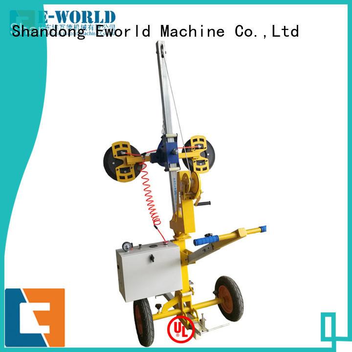 Eworld Machine unique design cup suction lifter supplier for distributor