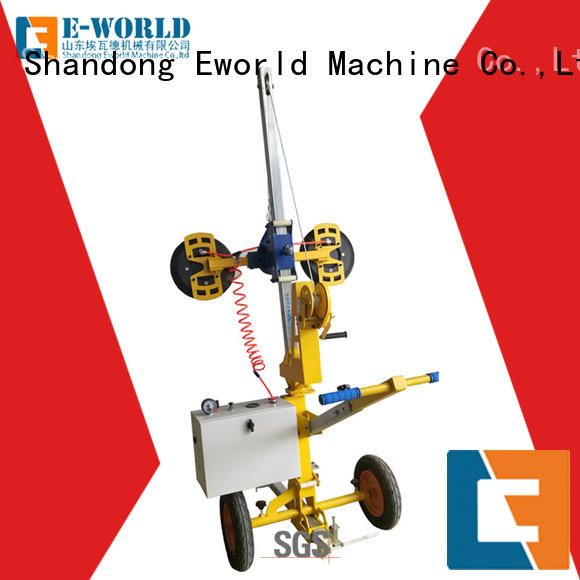 Eworld Machine equipment suction cup glass lifter terrific value for distributor