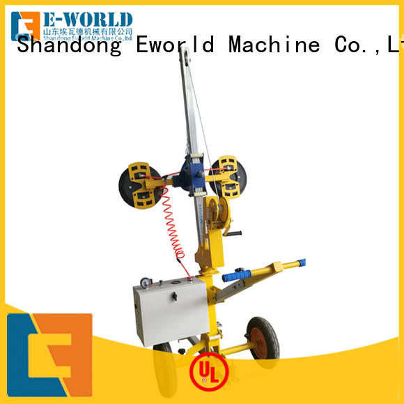 Eworld Machine unique design cup suction lifter factory for industry