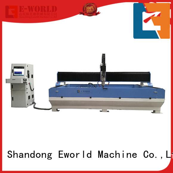 Eworld Machine glass cnc glass drilling milling machine exquisite craftsmanship for machine
