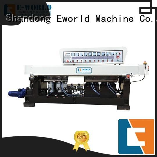 Eworld Machine automatic glass round corner machine supplier for manufacturing