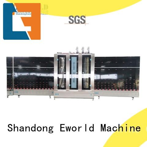 Eworld Machine production vertical insulating glass machine wholesaler for industry