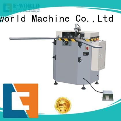 Eworld Machine saw upvc and aluminum window machine OEM/ODM services for manufacturing