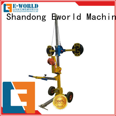 Eworld Machine bus mobile glass lifter supplier for sale