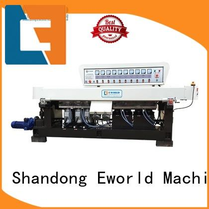 Eworld Machine portable glass edge processing machine OEM/ODM services for industrial production