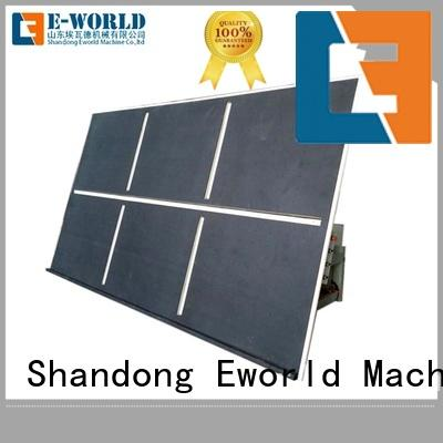 Eworld Machine breaking arc glass cutting machine dedicated service for machine