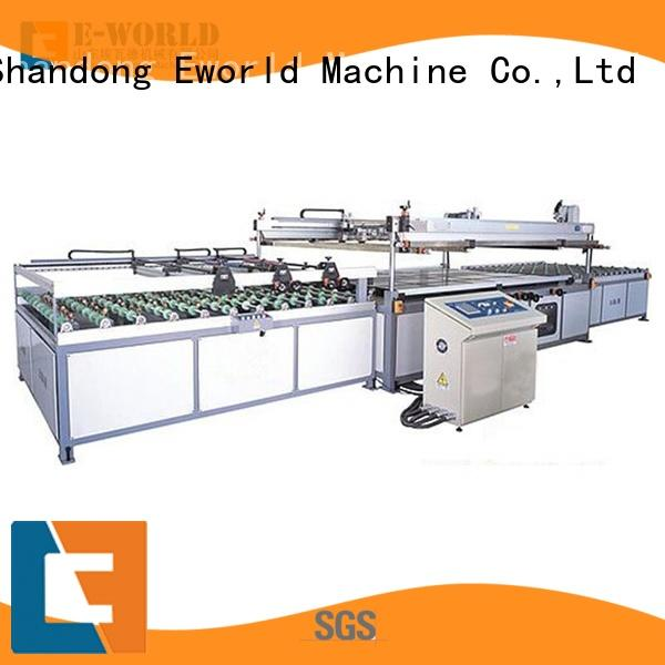 trade assurance glass silk screen printing machine precision exporter for industrial production