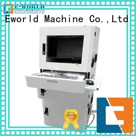 Small size automatic glass cutting machine