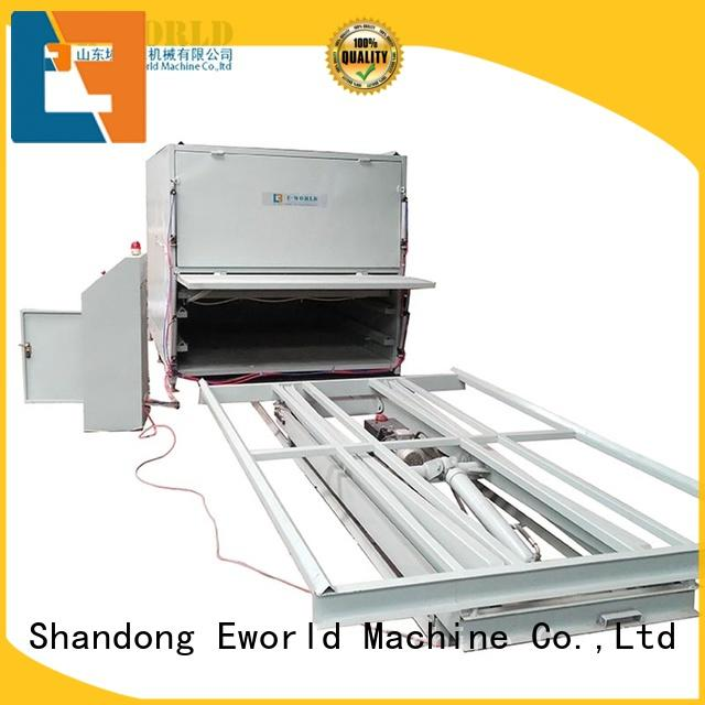 Eworld Machine competitive price pdlc switchable film glass laminating machine supplier for industrial production
