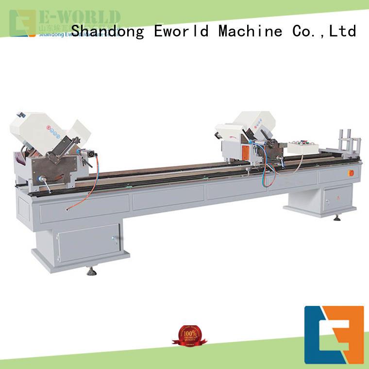 glazing upvc window machine supplier for importer Eworld Machine