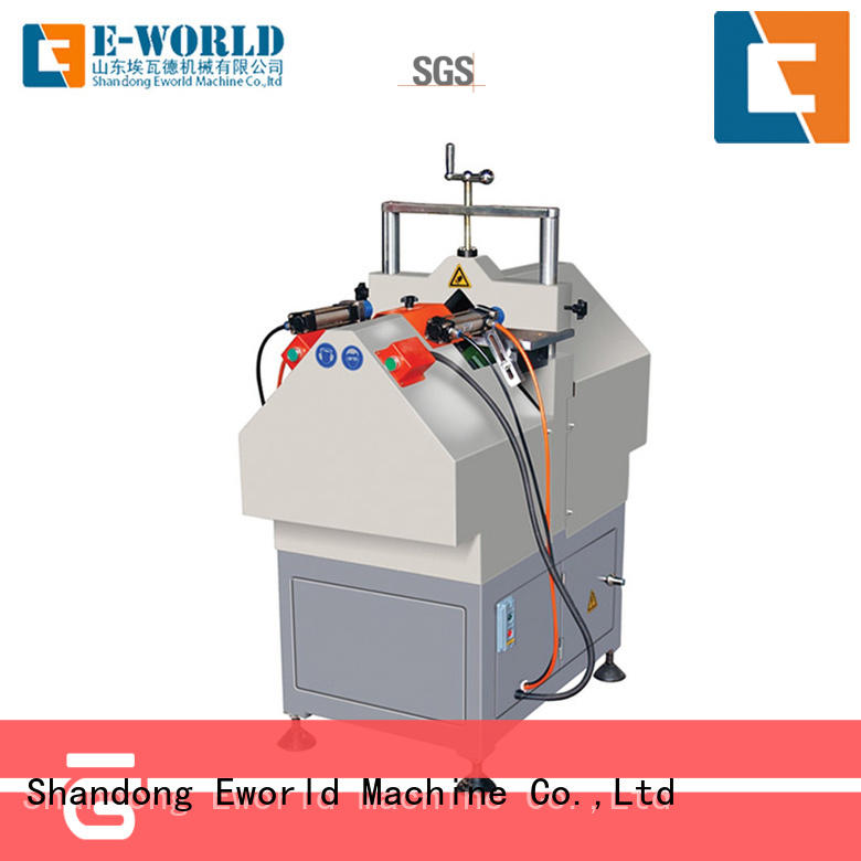Eworld Machine customized upvc machinery for sale order now for industrial production