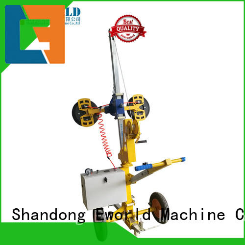 Eworld Machine bus glass lifting suction cups factory for distributor