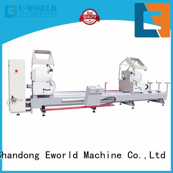 technological upvc and aluminum window machine automatic manufacturer for global market