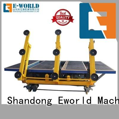 Eworld Machine high reliability glass cutting table exquisite craftsmanship for sale