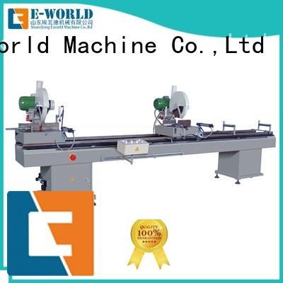 latest pvc window machinery welding order now for manufacturing