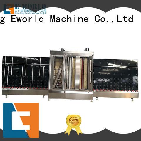 trade assurance horizontal glass washing machine vertical factory for manufacturing