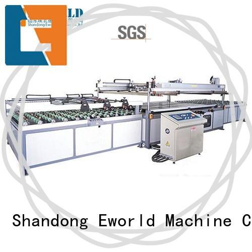High precision Automatic screen printing machine