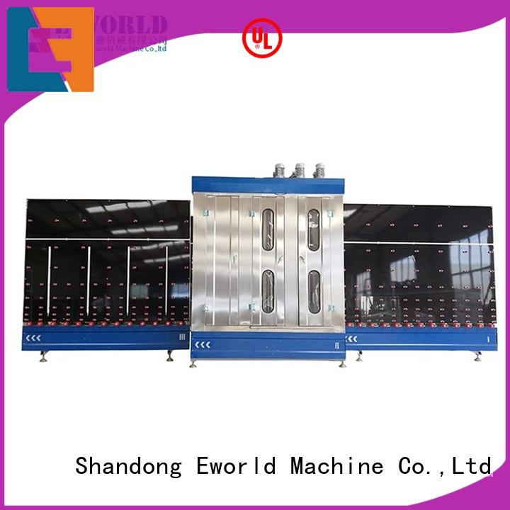 trade assurance industrial glass washing machines horizontal factory for manufacturing