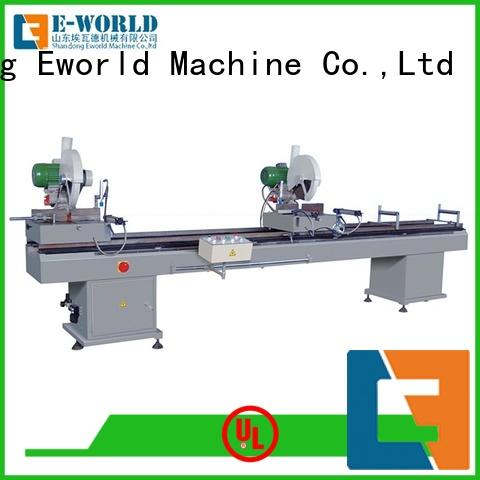 Eworld Machine customized pvc door machine factory for industrial production