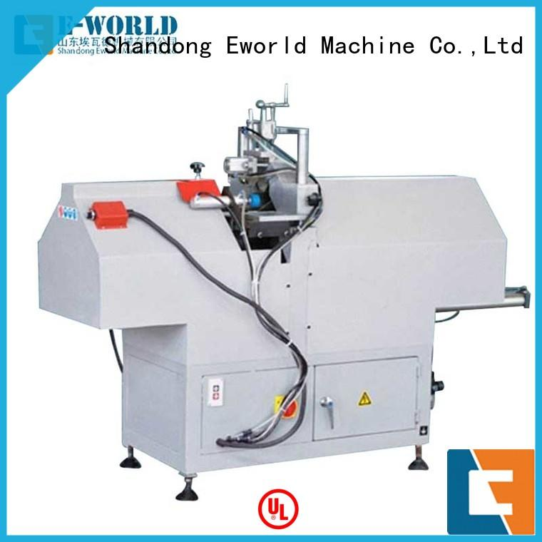 latest vinyl window machine making order now for industrial production