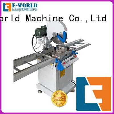 new upvc window machine glazing supplier for industrial production