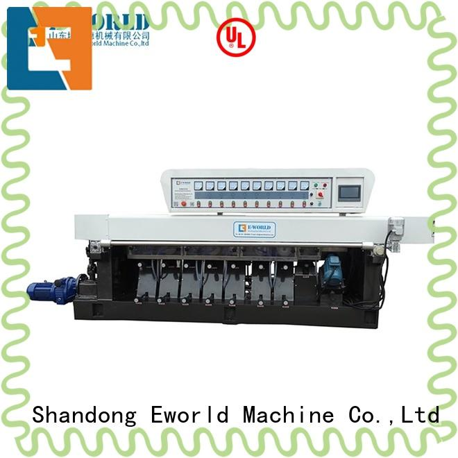trade assurance glass beveling machine for sale small manufacturer for industrial production