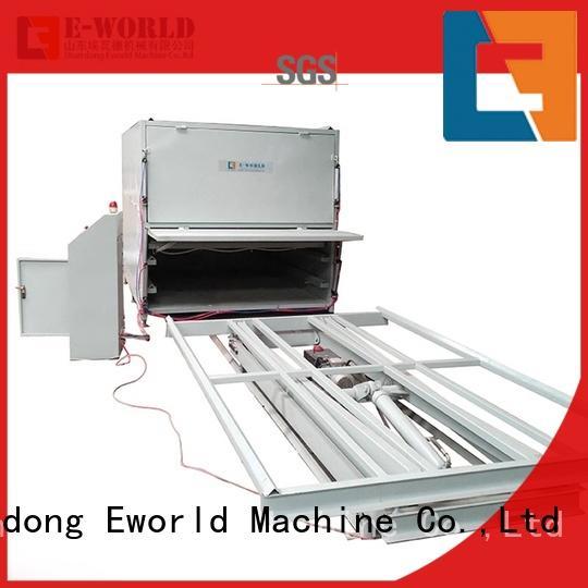 vacuum heating and laminating machine glass for manufacturing Eworld Machine