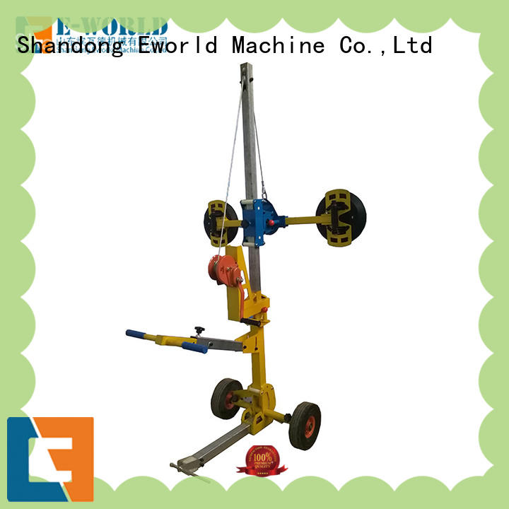 Eworld Machine hydraulic sydney glass lifters for distributor