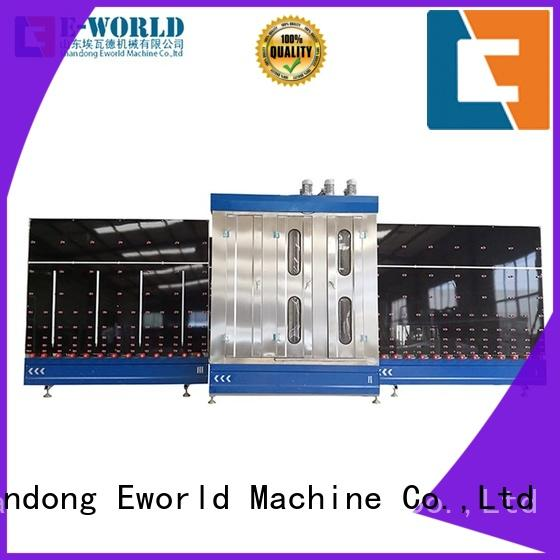 Eworld Machine inventive low-e glass washing machine supplier for industry