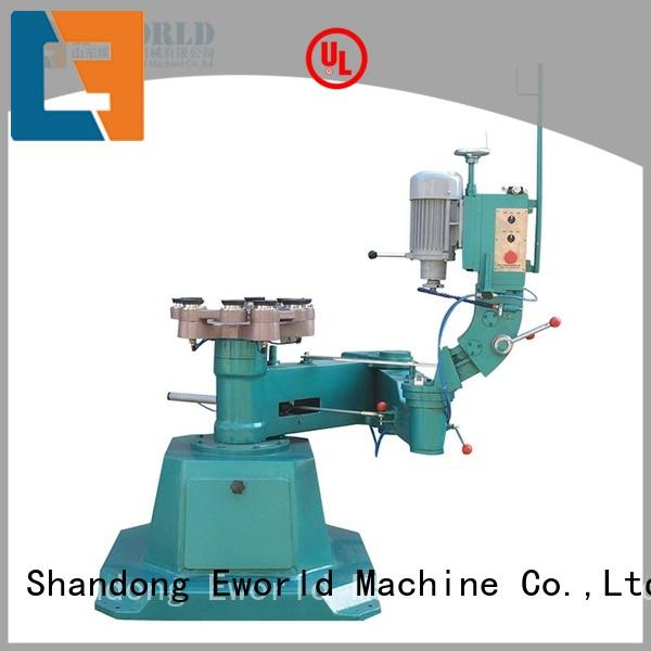 technological small glass beveling machine line manufacturer for industrial production