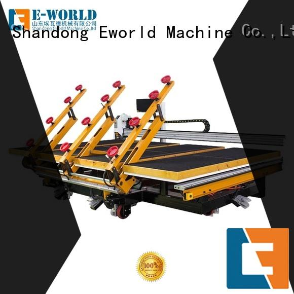 high reliability automatic glass cutting machine size dedicated service for machine