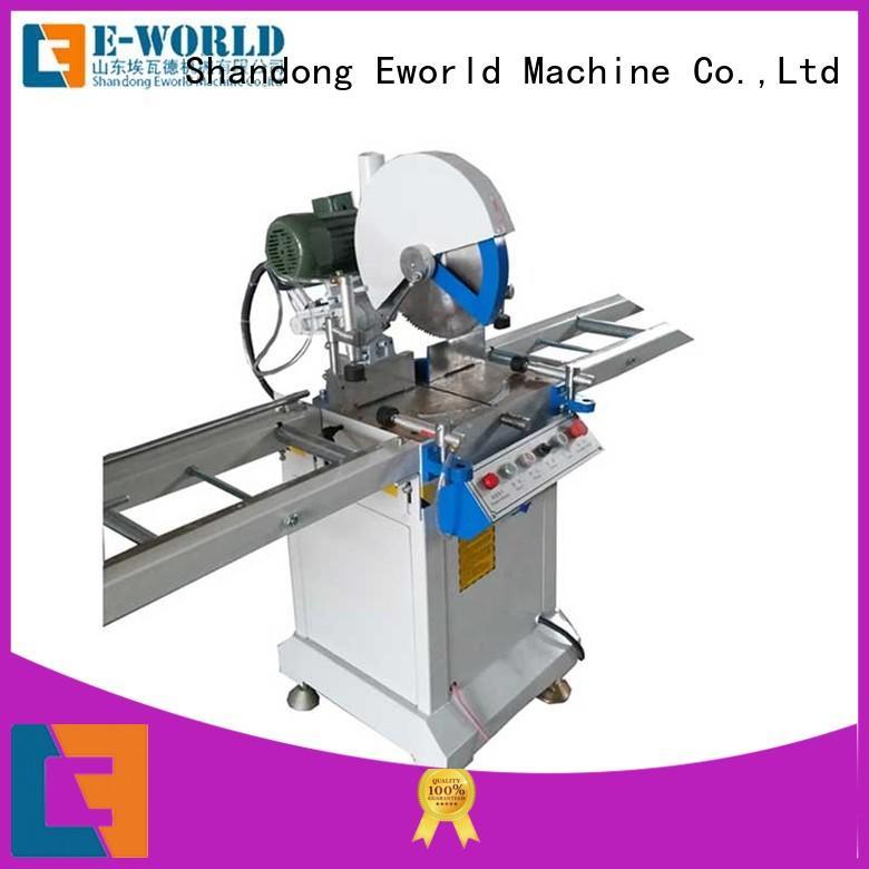 Eworld Machine customized upvc machine manufacturers factory for importer