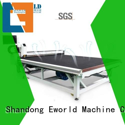 high reliability glass cutting tilting table automatic exquisite craftsmanship for machine