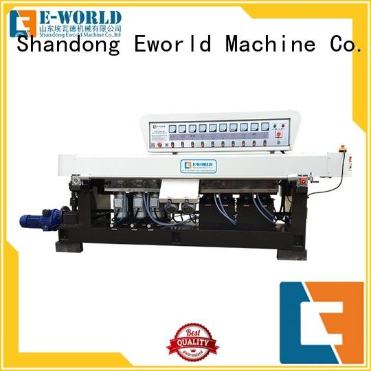 technological flat glass edging polishing machine portable OEM/ODM services for industrial production