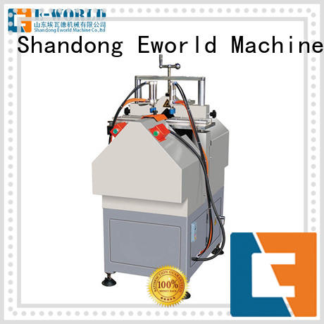 Eworld Machine seamless pvc window&door making machine supplier for industrial production